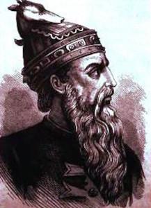 Giorgio Castriota Scanderbeg, opera di Odhisé Paskali
