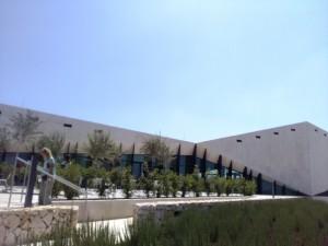 Museo di Ramallah (ph. Sinigaglia)