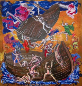 Lo sbarco di Lampedusa, di Dario Fo