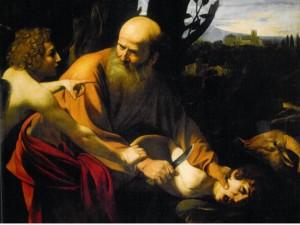 sacrificio di Isacco