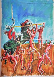 Una illustrazione del libro