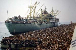 Lo sbarco degli albanesi, agosto 1991