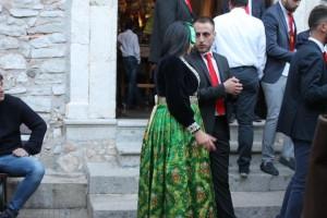 Piana degli Albanesi in festa