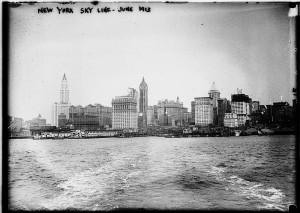 NYC, giugno 1913