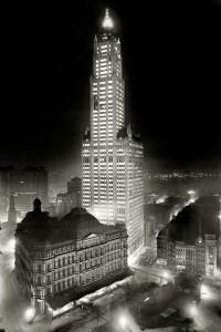 24 aprile 1913, la notte dell'inaugurazione