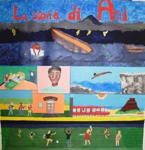 Cartellone Storia di Amì, 2016