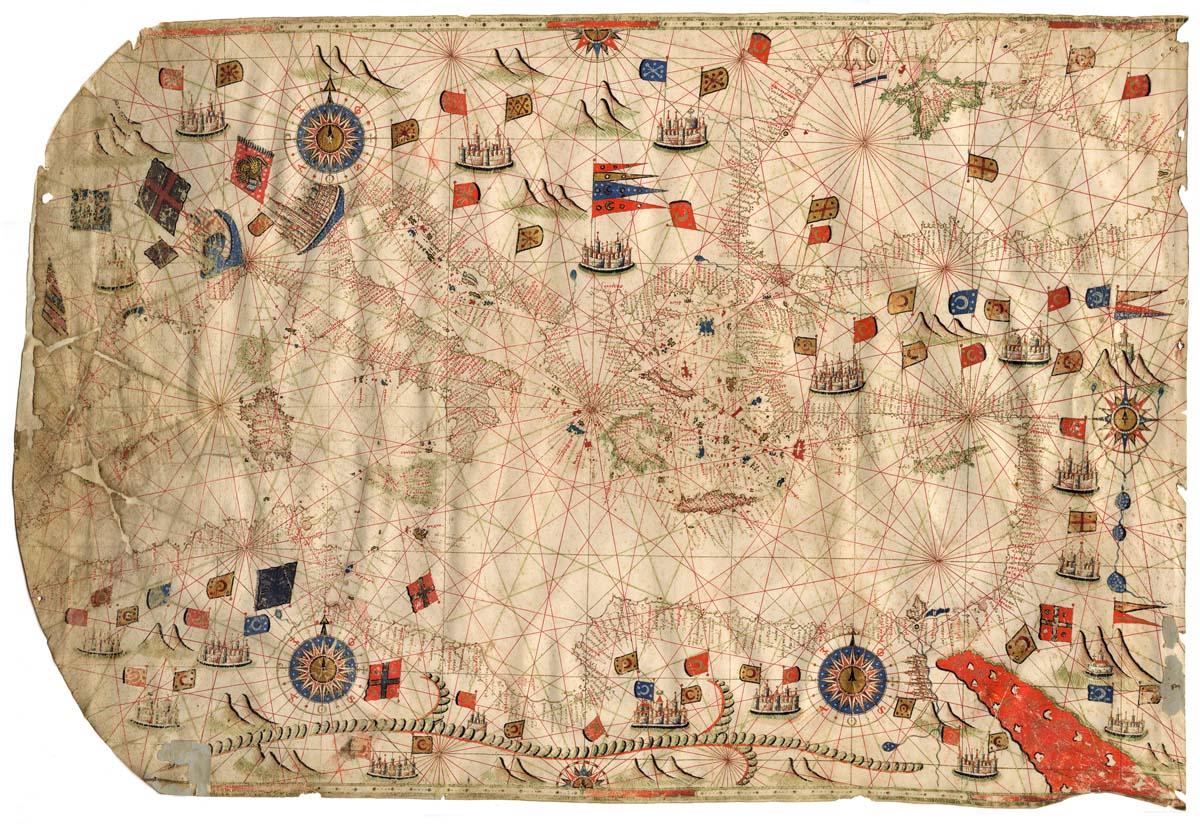 Cartina Storica Mediterraneo.Un Mare Di Sfumature Universo Mediterraneo Dialoghi Mediterranei