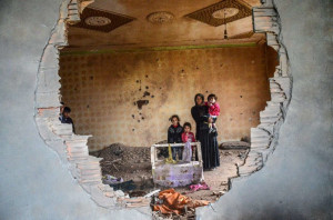 Aleppo (AFP. ph.  Ilvas  Akengin)