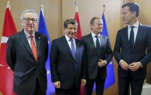Accordo UE-Turchia sui migranti