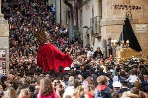 Caltagirone, domenica di Pasqua