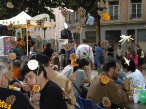 Eventi culturali organizzati dalle associazioni nel quartiere (ph. Armano)