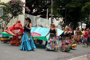 Manifestazione di rom anipeě
