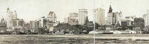 Skyline di NYC, 1900