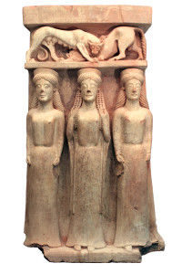 Triade divinità, Gela