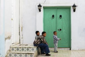 Tunisi. 2010