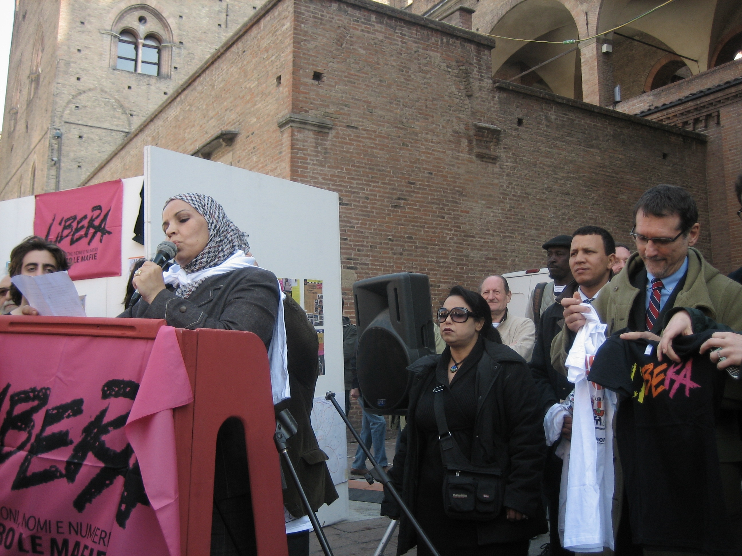 Capelli donne musulmane
