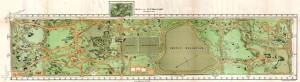 central-park-mappa-del-1870