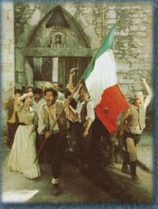 dal film Bronte di F. Vancini