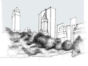 -skyscrapers-da-central-park-disegno-di-f-schiavo