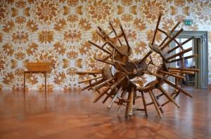Ai-Weiwei in mostra a Palazzo Strozzi Firenze (ph.Valentina Silvestrini)