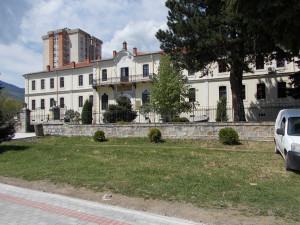 Bitola. La scuola frequentata da Ataturk.