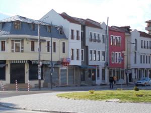 Coriza, in Albania.