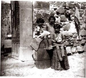 Vizzini, 1900, Verga fotografo