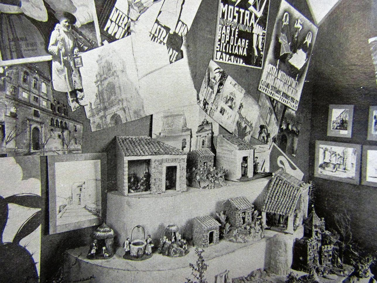 Letnografia in età fascista. le mostre darte popolare del 1936 a