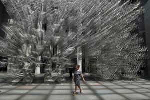 Ai-Weiwei in mostra a Palazzo Strozzi a Firenze