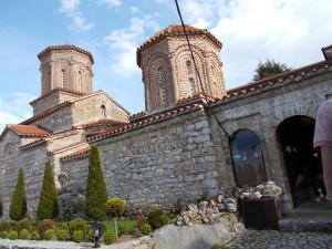 Monastero di Sveti Naum.