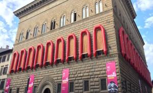 Opera dell'artista cinese Ai Weiwei, a Palazzo Strozzi a Firenze