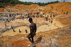 Miniere in Ghana (ph.Amnesty International)