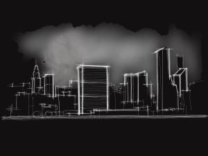 5-lo-skyline-di-notte