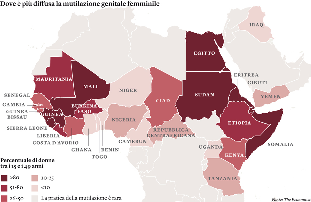 Image result for mutilazioni genitali immagini