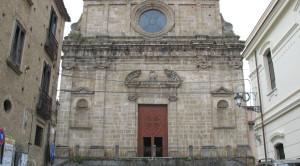 Soriano Calabro, santuario di San Domenico