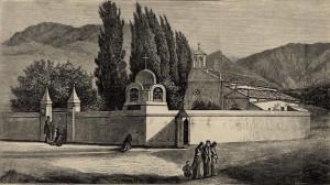 Palermo-chiesa-e-cimitero-dei-giustiziati-da-Harper's-Weekly-July-17-1875.