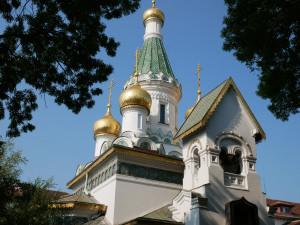 Chiesa russa di San Nicola (ph. Giaramidaro).