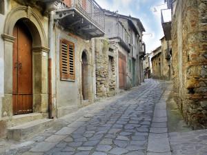 Soriano Calabro, centro storico