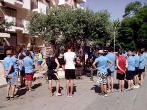Commemorazione in via D'Amelio