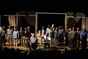 Monticchiello, la comunità sul palco