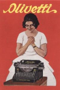 Manifesto-pubblicitario-dellOlivetti