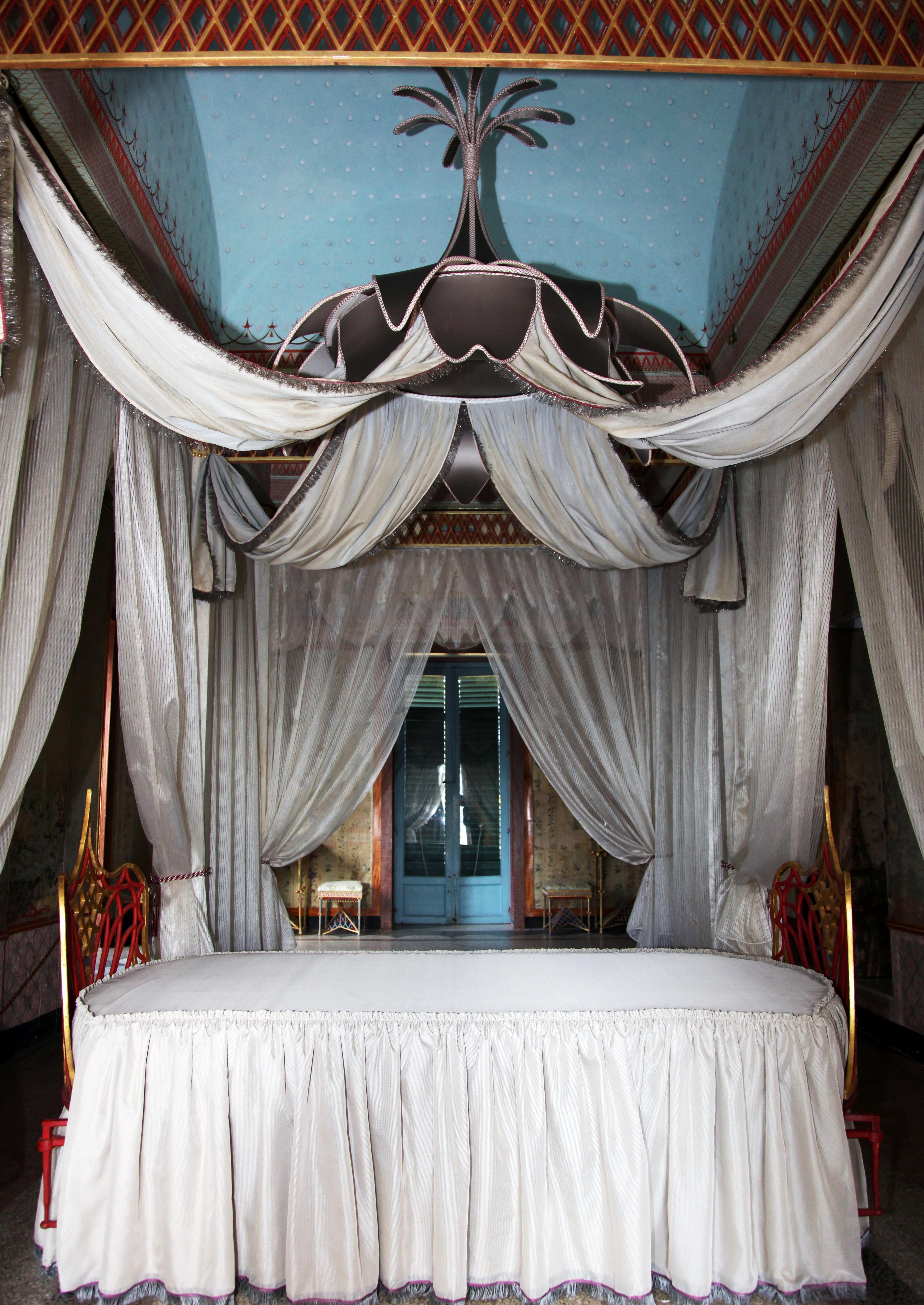 Il letto della sposa memorie dagli archivi della sicilia for Camera da letto del soffitto della cattedrale