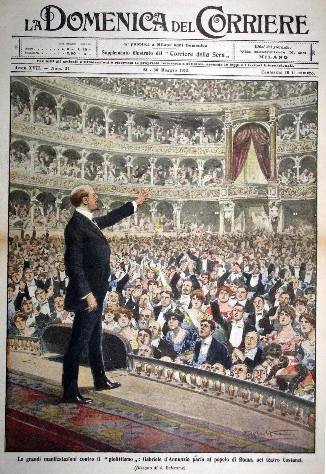 La rivoluzione teatrale di gabriele d annunzio dialoghi for Sedia di d annunzio