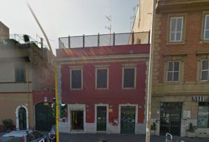 La sede dell'Associazione La Sosta a Roma.