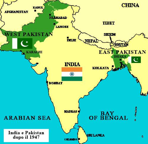 Cartina Muta Del Subcontinente Indiano.Bangladesh Una Nazione In Movimento Le Origini Della Diaspora Dialoghi Mediterranei