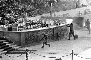 Assassinio di Sadat, Il Cairo, 1981 (da Istorical collection).