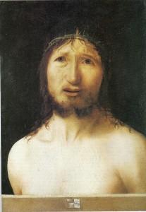 Ecce Homo, Antonello da Messina, 1470