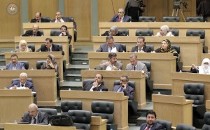 Parliament in Jordan voting to abolish article 308.