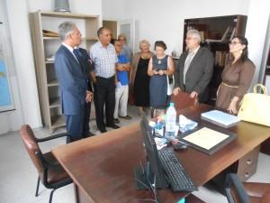 """Faculté-di-Lettres-""""La-Manouba""""-Tunisi-14-ottobre-2014-inaugurazione-della-sede-dell'AISLLI-Associazione-Internazionale-per-gli-Studi-di-Lingua-e-letteratura-Italiana-Africa-del-Nord-"""