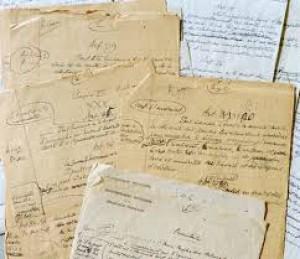 Appunti-originali-utilizzati-per-la-stesura-della-Dichiarazione-universale-dei-diritti-umani-1948.j